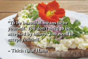 Mindfully Nourishing Your Physical Body